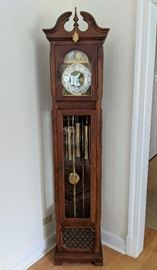 Emperor Grandfather Clock