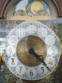 Emperor Clock Face