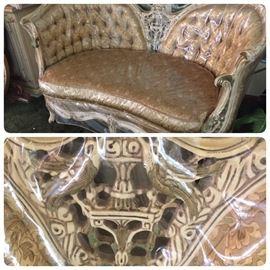 Custom furniture by Homer Bros. Skokie