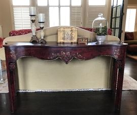 Minton-Spidell Table