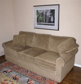 Cloth Sofa By Lazy Boy
