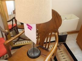 Some nice lamps at this sale
