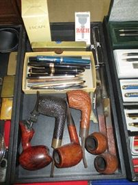 PENS, PIPES