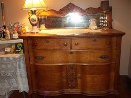 gorgeous antique dresser