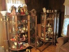 Curios are also for sale.