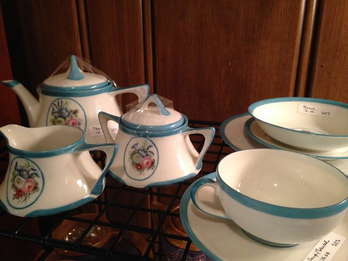 Vintage Eamag china from Bavaria