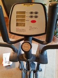 exercise machine eliptical