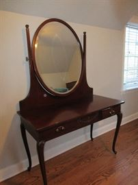 Sweet mahogany dressing table