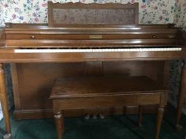 Baldwin Spinet Piano Free!!!!!