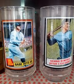 Vintage Top's Baseball Glasses