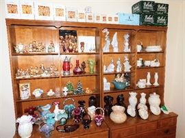 Fenton, LLadro, Capodimonte , Hummel's, and more.