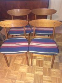 Danish chairs by Farstrup