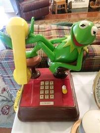 Kermit telephone