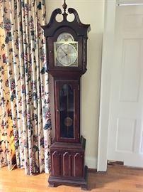 Heirloom Grandfather clock