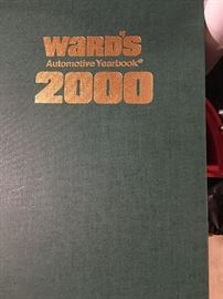 WARDS AUTOMOTIVE YEARBOOK