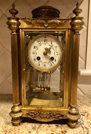 Antique Tiffany Carriage Clock