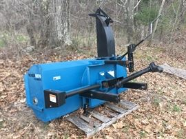 Woods Snow Thrower attachment for Tractor