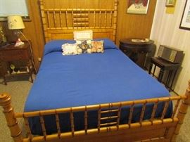 Matching Bamboo Bedroom Set