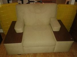 MCM accent chair