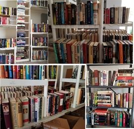 1,000s and 1,000s and 1,000s of books