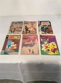 1960's & 70's Comic books