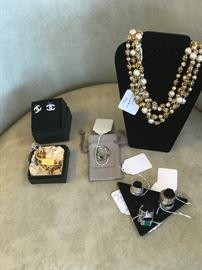 Chanel jewelry - yep!