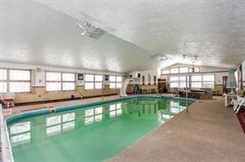 Looks like the Holiday Inn Pool