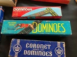 DOMINOES - DOMINOES - DOMINOES!