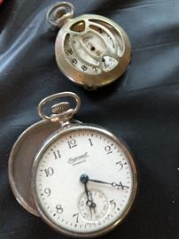 POCKET WATCHES AND JEWELRY!