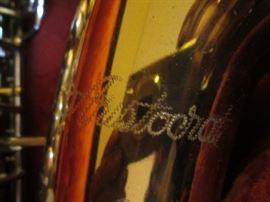 """Aristocrat"" Alto Saxophone by Buescher"