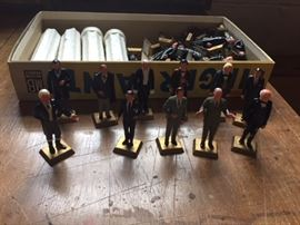 Marx Presidents-Complete Set.  The Owners Say the Base Was Here As Late As Christmas So Were Hoping to Find It.