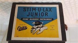 Vintage massage
