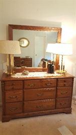 Sumter Cabinet Co. dresser