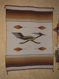 Native American and Mexican rugs