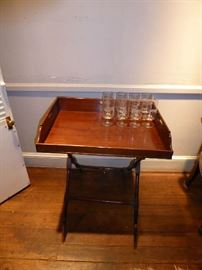 Butler's Table/Georg Jensen Glassware