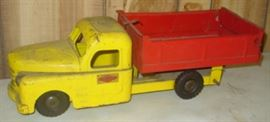 Metal Structo Toy Dump Truck