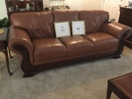 Another look at leather sofa