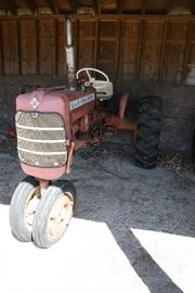 Allis-Chalmers Tractor.  If interested, call owner at 978-314-2682