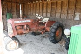Allis-Chalmers Tractor.  If interested call the owner at 978-314-2682