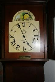 Howard Miller Antique Clock Face