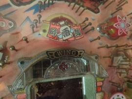 Vintage Pachinko machines