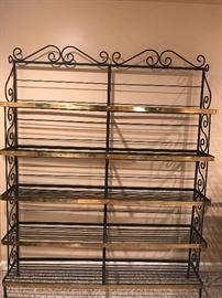 Custom Baker's Rack.  Exceptional craftsmanship.