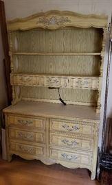 Dixie Cabaret Dresser Bookshelf