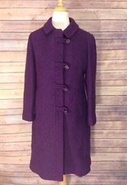 Vintage Marshall Fields coat