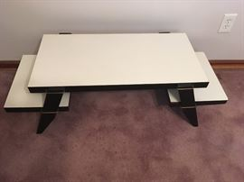 Mid-century Coffee Table with laminate tops