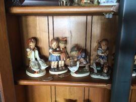 Hummerl figures