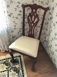 Dining Room Chippendale Chair