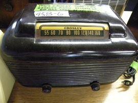1940's Crosley Radio