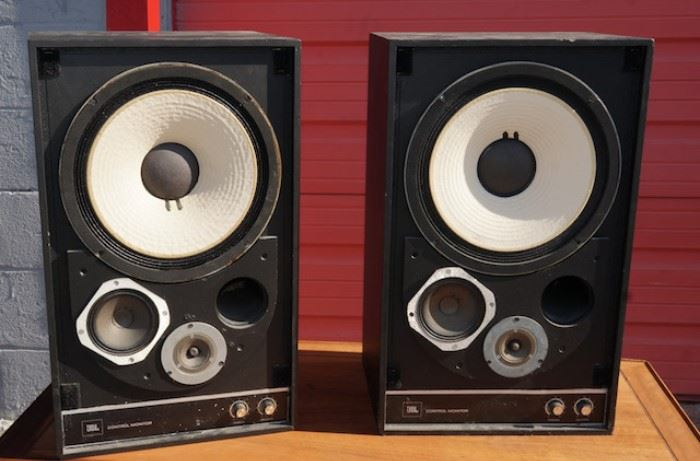 Atlanta GA JBL 4310, Klipsch KG4 not pictured | Audiokarma