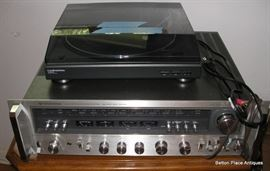 Kenwood KR 9600 Receiver in excellent working condition.